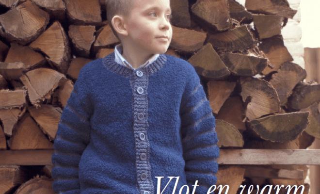 vlot-en-warm-jongensvest