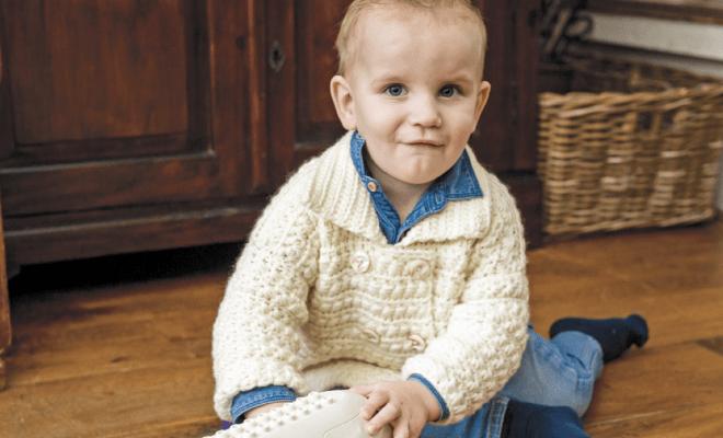 Gehaakt Babyvestje Gezinsgids